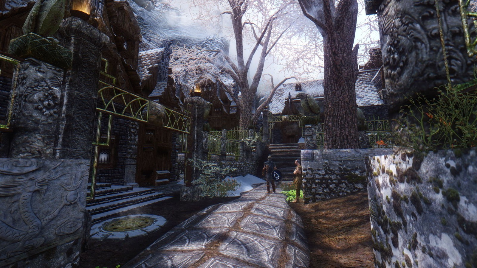 Paradise City for Skyrim · Great Trees for Cities - 天堂之城 LE
