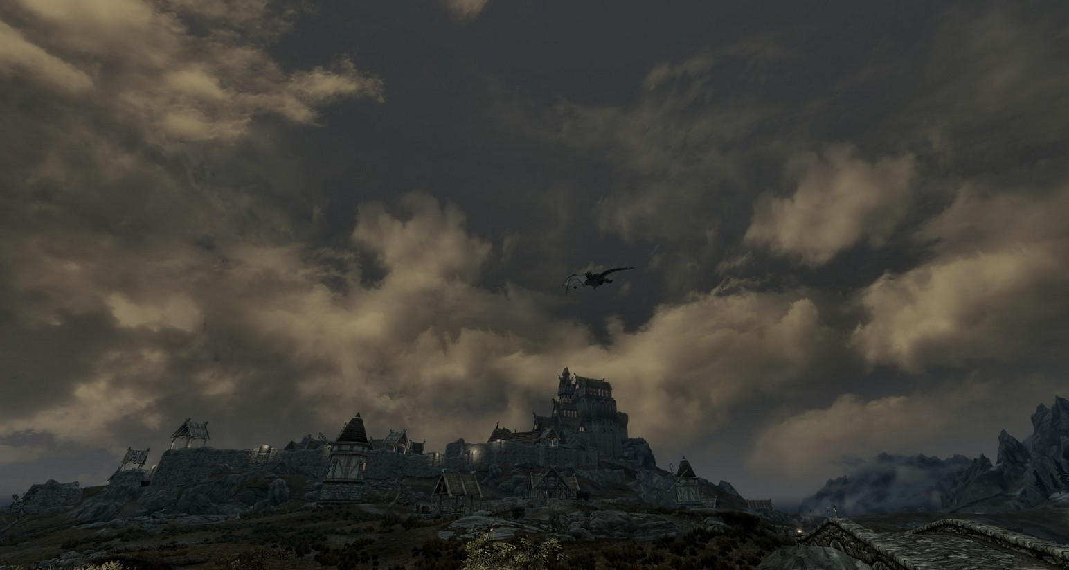 CLIMATES OF TAMRIEL - Weather - Lighting - Audio 塔姆瑞尔气候 v5.0