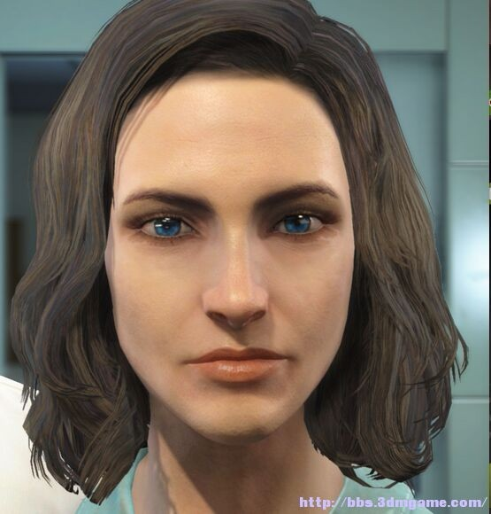 The Eyes Of Beauty Fallout Edition 眼睛新材质纹理