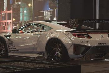 F7LTHY Liberty Walk NSX [Mod-Kit | 附加组件] 2.0