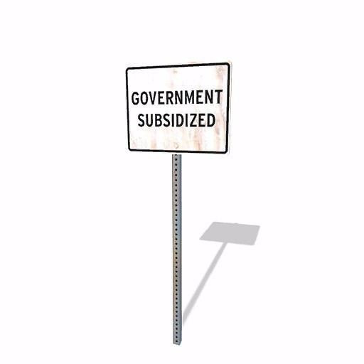 Government Subsidy