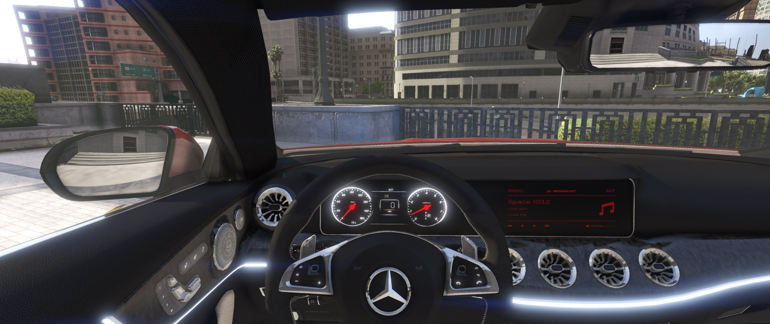 2019 Mercedes-Benz E400 4matic [Add-On | Replace] 1.4