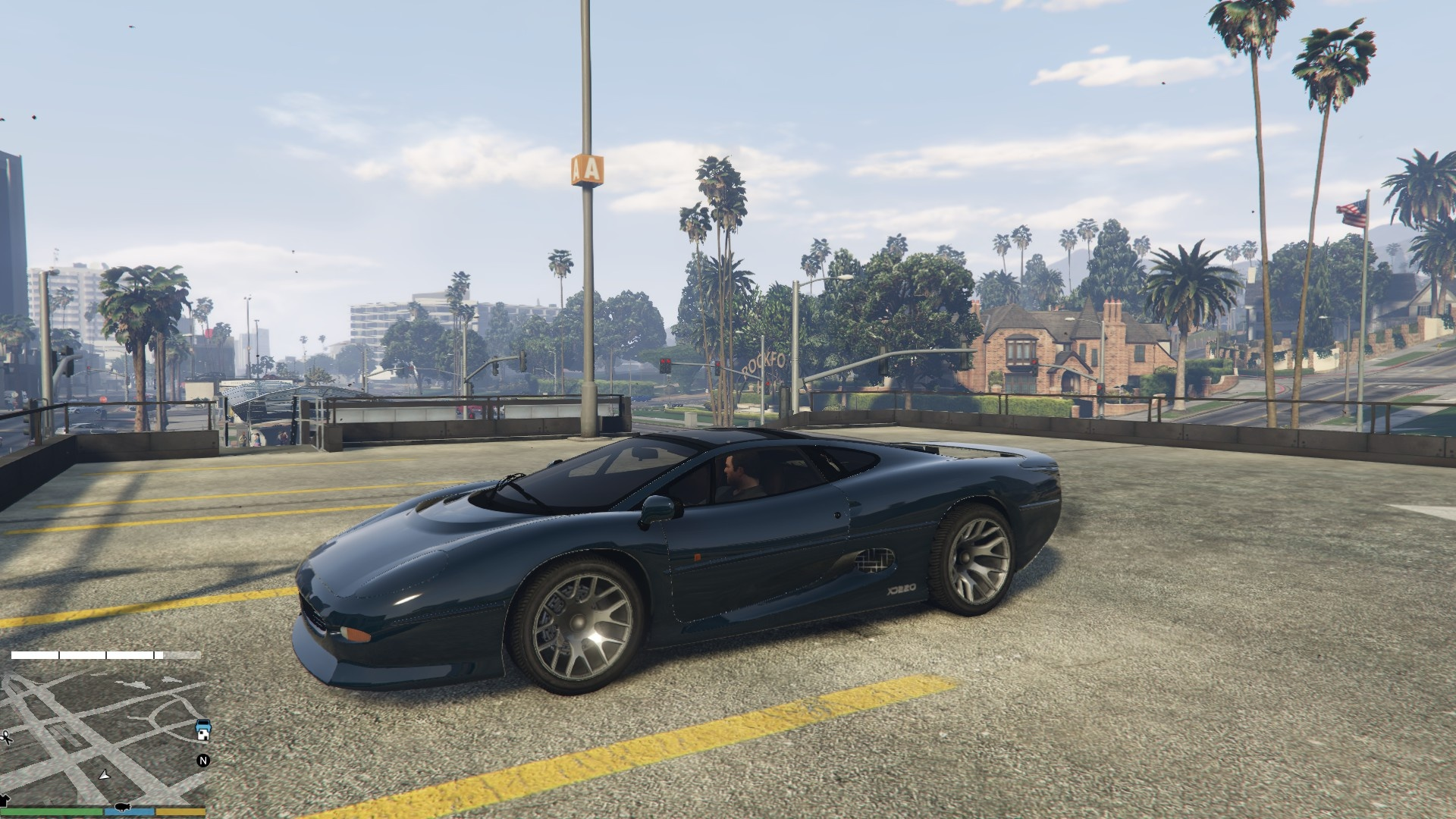 Jaguar XJ220 [Add-On / Replace] 1.4.2