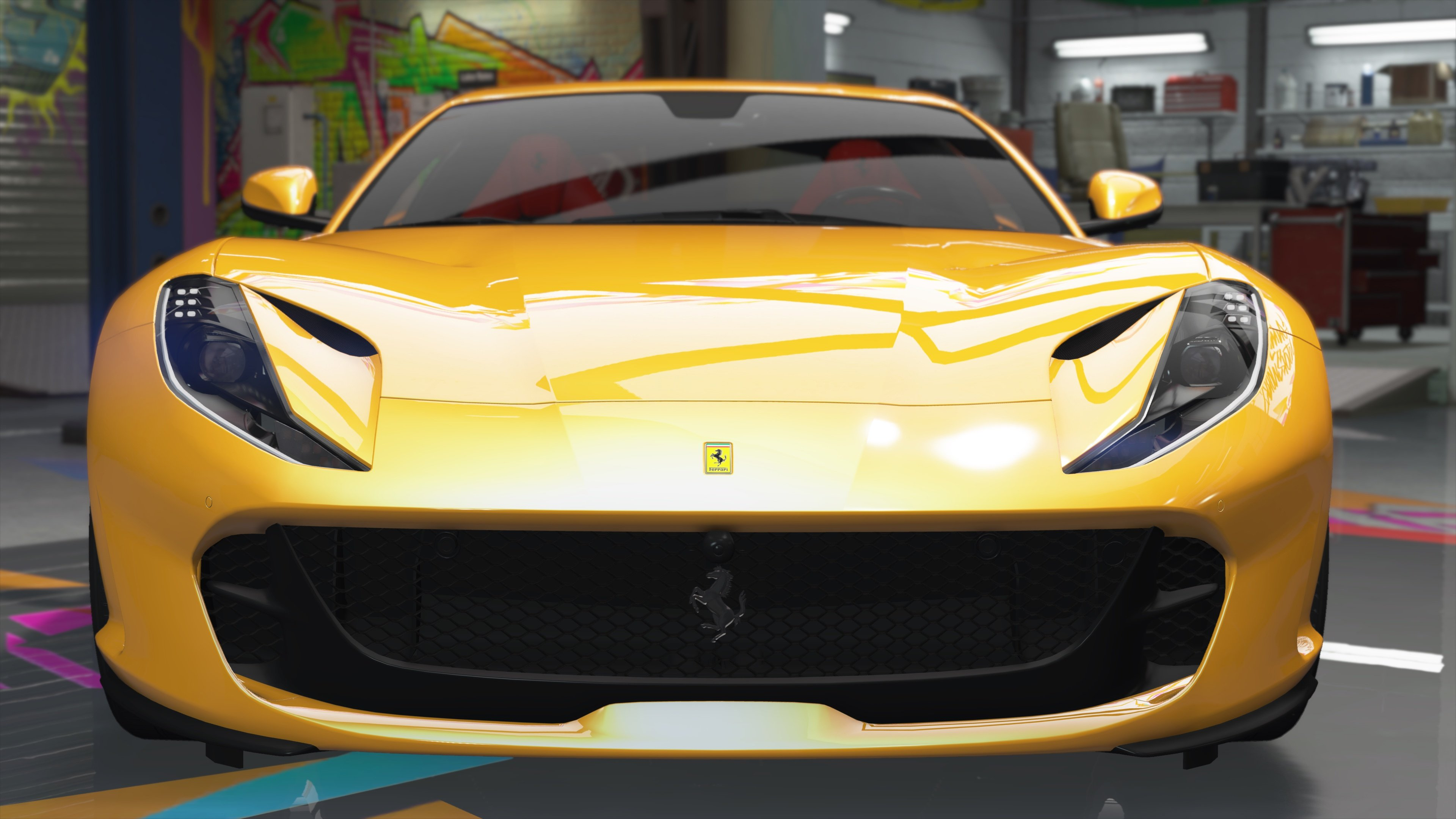 2018 Ferrari 812 Superfast [Livery   Add-on   Replace] 2.7a