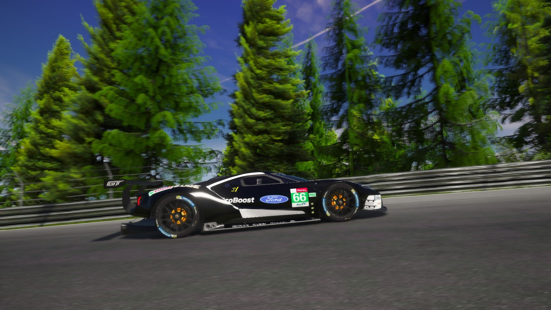 2019 Ford GT LM [Add-On | Template | Liveries] 4.0