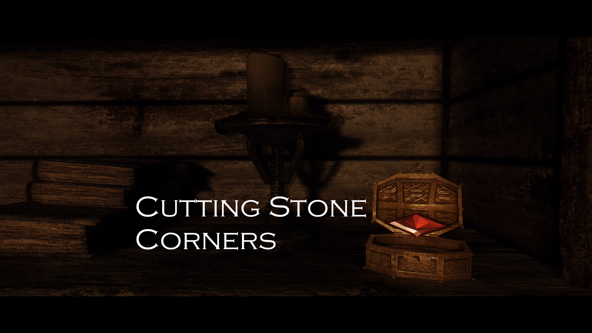 Cutting Stone Corners 挖角