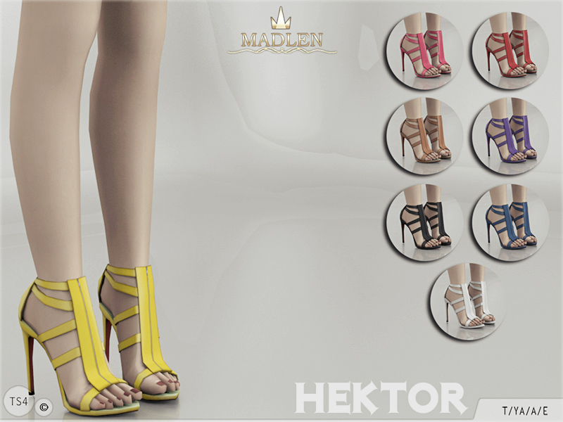 Madlen Hektor Shoes