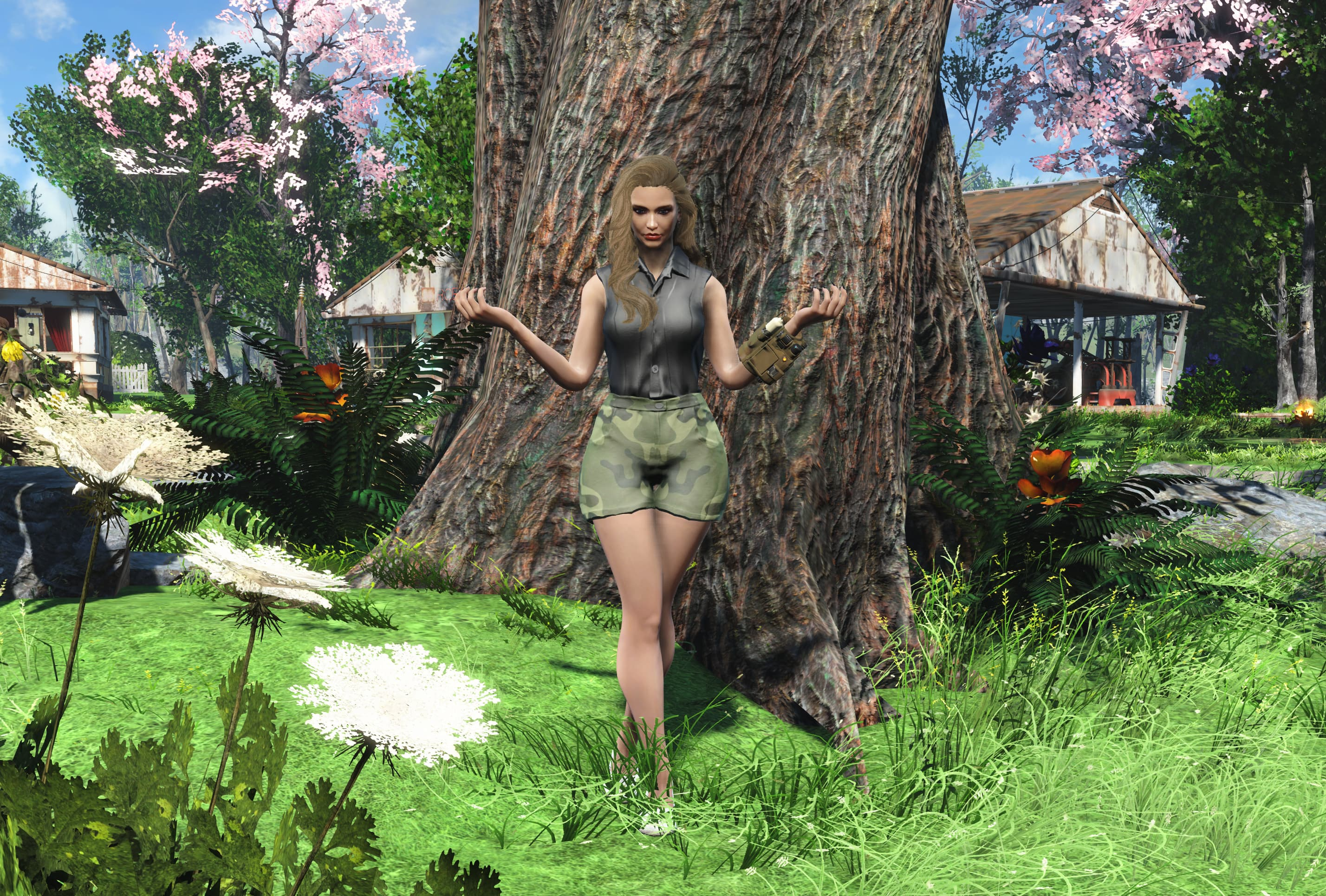 Vanilla Clothing Re-Textures.