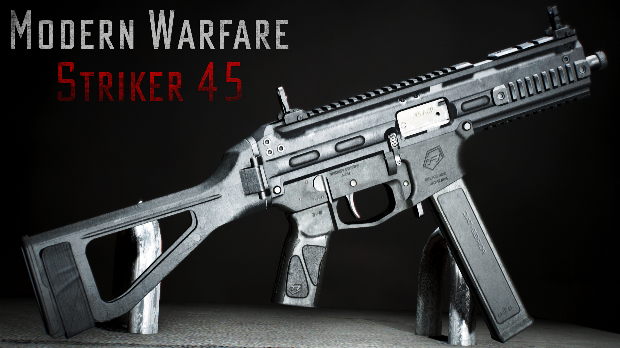 MW - Striker 45(武器)