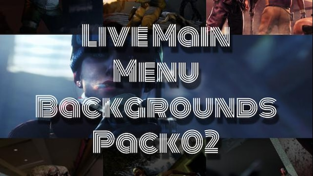 实时主菜单Bakcgrounds Pack02