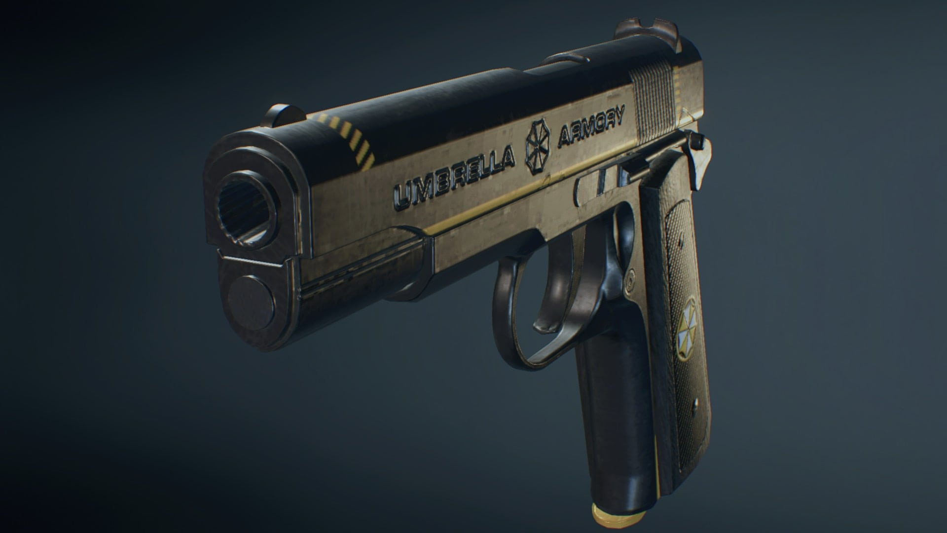 M1911 Conspiracy - Gold