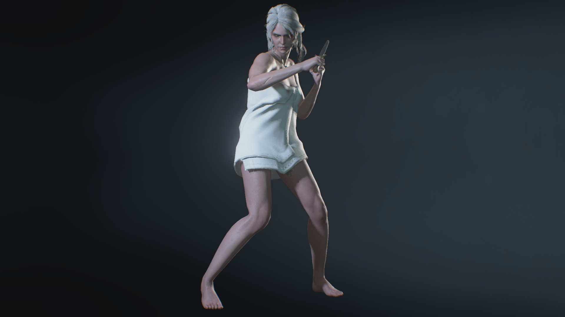 Ciri No Time for Outfit (三部曲)