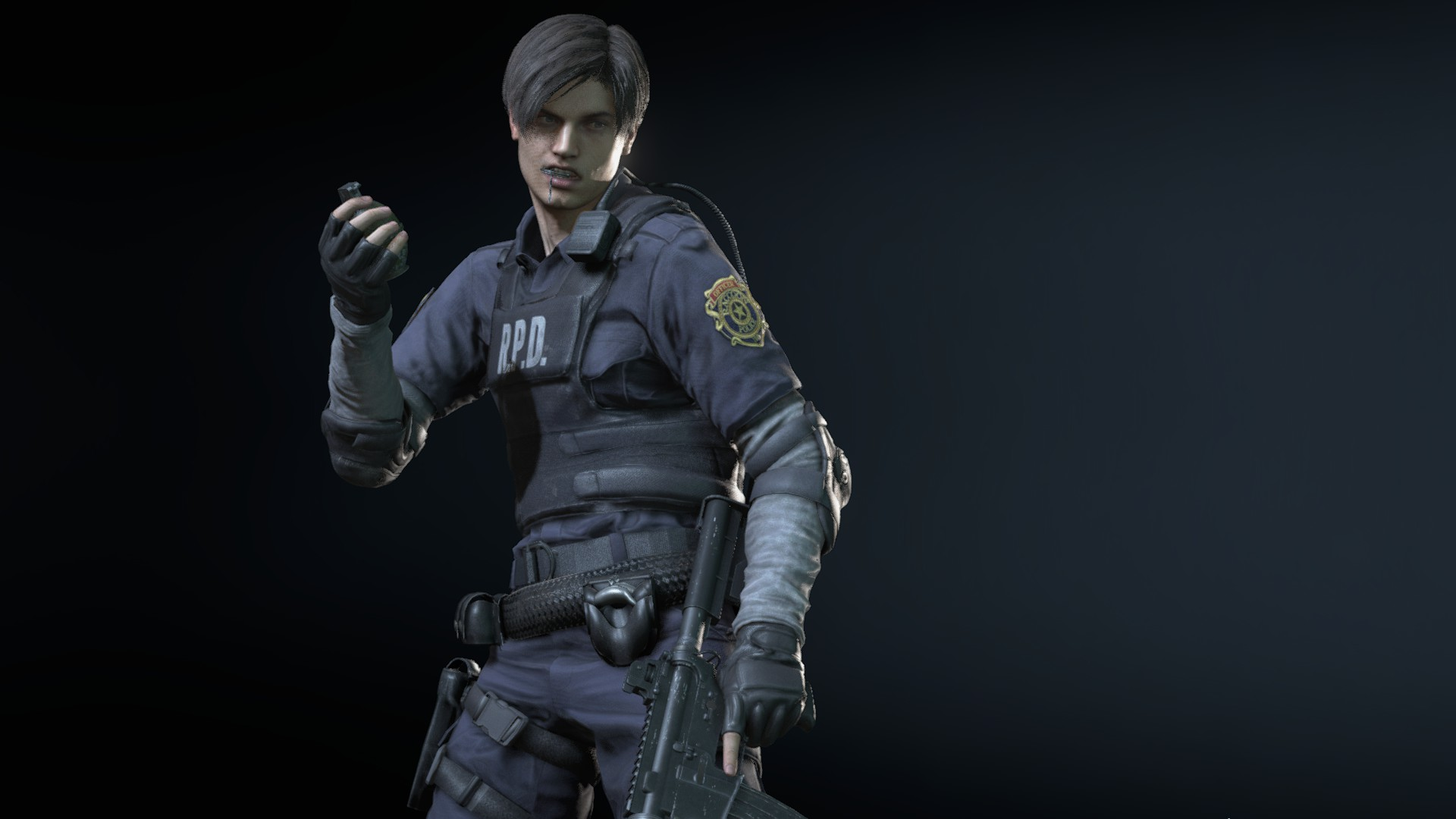RE2里昂 (Leon for Carlos)
