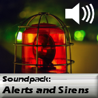 【1.1】Soundpack: Alerts and Sirens Updated for 1.1-警报和报警器